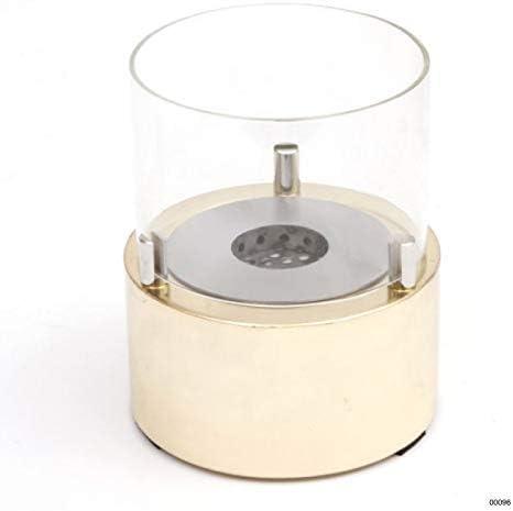 Candela Giotto Stufe E Caminetti per Riscaldamento Casa Camino Design Oro LordsWorld GMR Trading 00096-camino 00096 Riscaldamento da Tavolo