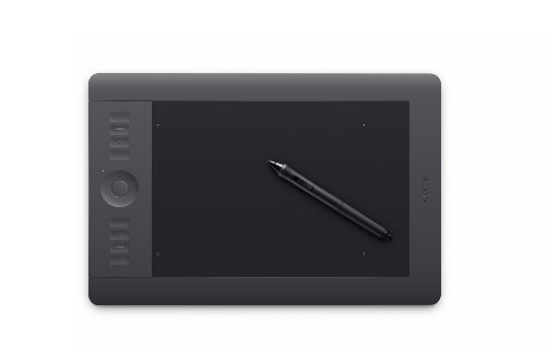 Wacom Intuos5 Touch Medium Pen Tablet (PTH650) for sale  Delivered anywhere in USA