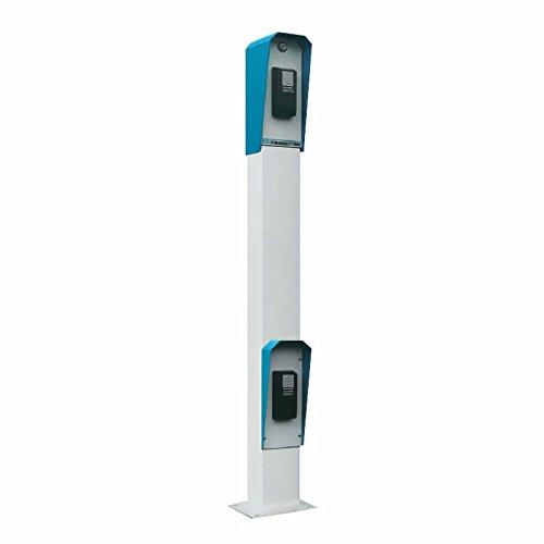 Bauer 101824, Aluminio-columna para dos barrera ligera, cable accesorios: Amazon.es: Bricolaje y herramientas