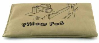 Pillow Pod Camera Support System