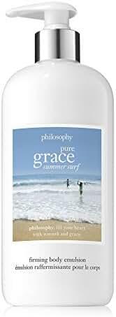 Philosophy Pure Grace Summer Surf for Women Body Emulsion, 16 Ounce