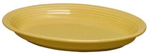 Fiestaware Sunflower Oval Platter ()