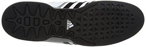 para White Deportivas Zapatillas Hombre Blanco Interior adidas Black Adipower Core wapAqnt