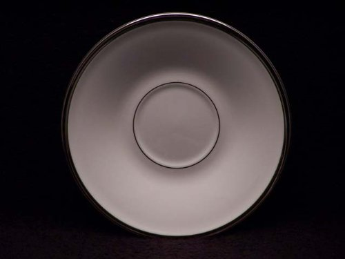 (Lenox Solitaire White #N/A Saucers Only )