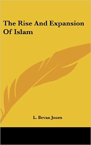 Book The Rise and Expansion of Islam