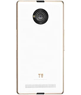 Tworld YU Back Panel Cover for Yuphoria YU5010A  White