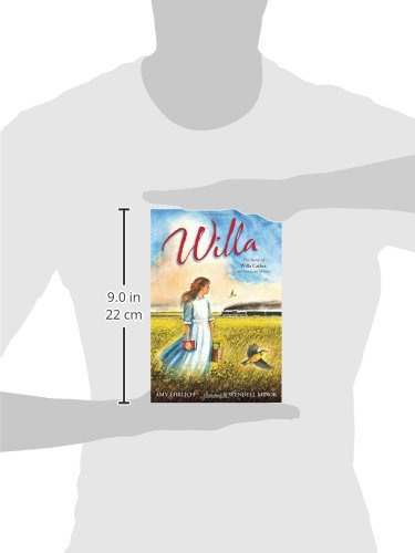 Willa: The Story of Willa Cather, an American Writer (American Women Writers) by Simon Schuster Paula Wiseman Books (Image #7)