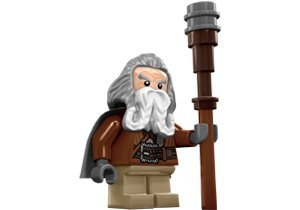 Lego Hobbit Oin the Dwarf Minifigure