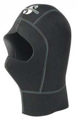 Scubapro Everflex Hood 6.5/5/3 mm Unisex, Black/Gray - Medium