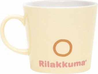 Korilakkuma (Faith Series) Mug (japan import)