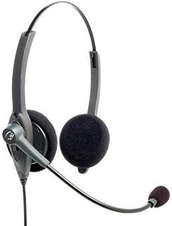 ad5f1138305 VXi 202768 Passport 21V Over-the-Head Binaural Headset with N/C Microphone