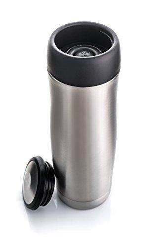 Highwave JOEmoXL 16 oz. Stainless Steel Travel Mug