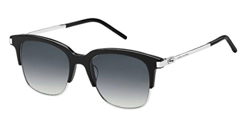 Marc-Jacobs-Womens-Marc138s-Square-Sunglasses-Black-PalladiumDark-Gray-Gradient-51-mm