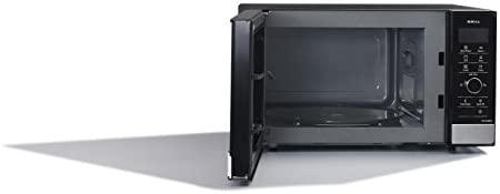Panasonic NN-GD38H - Microondas con Grill (1000 W, 23 L, 6 niveles, Grill Cuarzo 1100 W, Plato Giratorio 285 mm, Control tácti L, 17 modos, Turbo ...