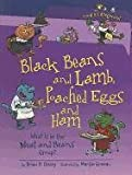 Black Beans and Lamb, Poached Eggs and Ham: What Is in the Meat and Beans Group? (Food Is Categorical)