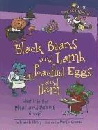 Black Beans Lamb Poached Eggs product image