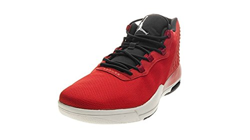 Wolf RED Academy Mens Jordan Nike Black Gym Grey InwXAIxS