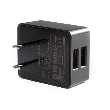 Energizer ACA2BUSHMC3 - Cargador de Pared con Cable Micro USB (2 4 ...