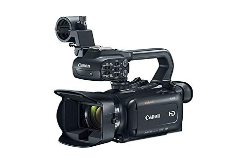 Canon XA11 Compact Full HD Camcorder Starter Bundle by Canon Bundles (Image #2)
