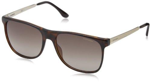 Carrera CA6011S Wayfarer Sunglasses,Havana,57 - Nyc Designer Eyeglasses