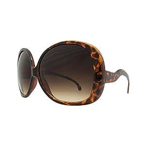"""Elite - Big Huge Oversized Vintage """"Jackie O"""" Style Sunglasses Retro Women Celebrity Fashion"""