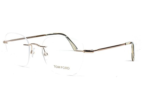 Eyeglasses Tom Ford TF 5341 FT5341 028 shiny rose - Reading Tom Ford Glasses Men
