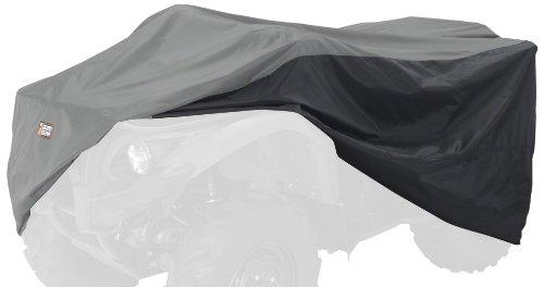 Black Atv Enclosure Cabin (Classic Accessories 15-052-043804-00 Black/Grey Large ATV Storage Cover)