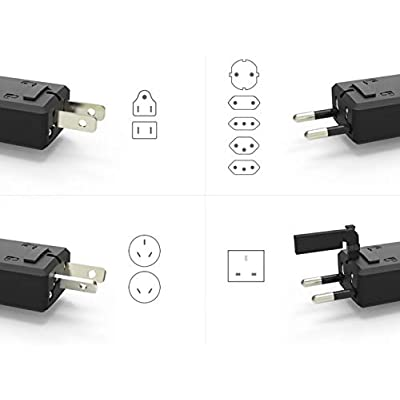 Micro - Universal Travel Adapter: Industrial & Scientific
