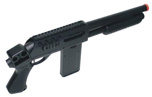 utg sport airsoft everblast cqb sawed-off combat shotgun(Airsoft Gun)