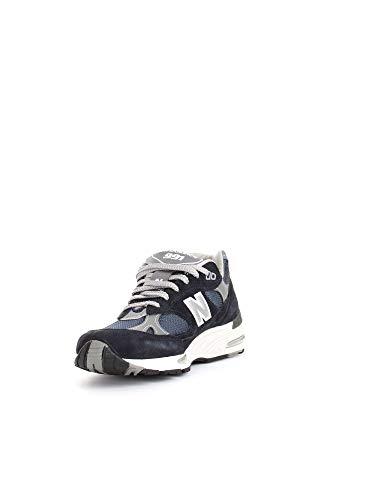 Hombre Sneaker New M991smg Balance Azul Oscuro xnCaAq