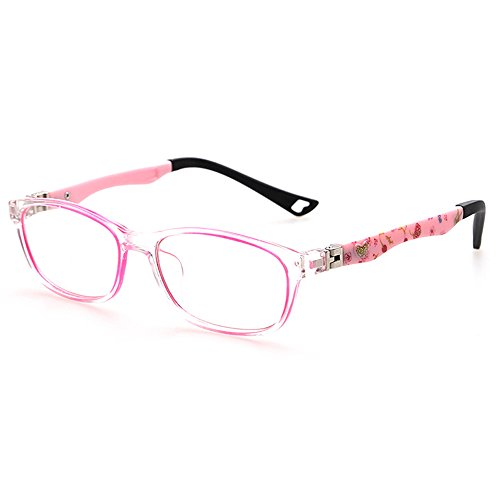 Fantia TR90 Optical Frame Glasses Cute Kids Eyeglasses 42-11-118-32 - Glasses Girls Frames