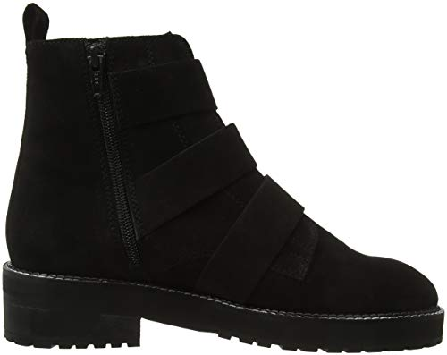 Office Artillery 00079 black Ankle Boots Suede Black Women''s PFqrvwP