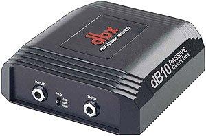 dbx dbxDB10V Passive Direct Box by DBX