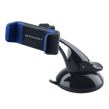Merkury Innovations Universal Windshield and Dash Mount Hold