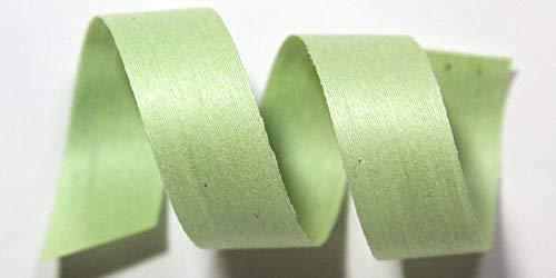 - 100% Biodegradable Natural Ribbon | 33 Solid Colors | Ribbon for Crafts | Cotton Curling Ribbon | Holiday Ribbon | Wrapping Ribbon | Eco-Friendly Ribbon (Kiwi, 1/2