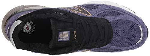 Zwart Balance wild Indigo 990v3 hardloopschoenen New voor heren wUqCn44x