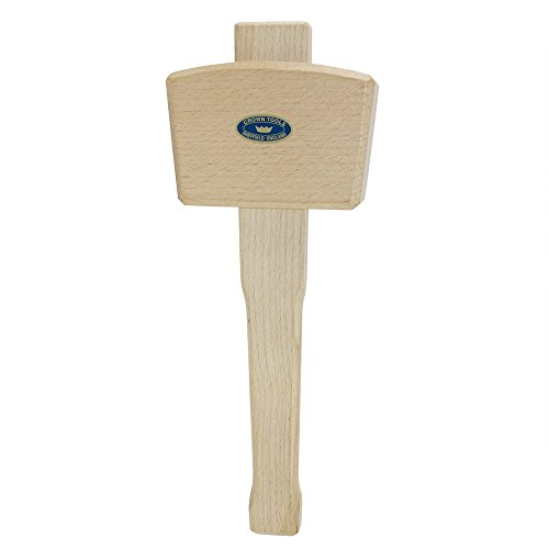 Crown 4-1/2-inch Beechwood Mallet from CROWN