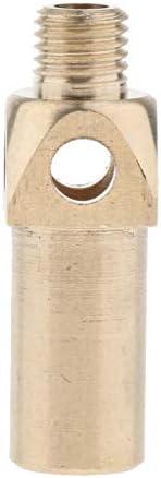 balikha 50pcs Jet Burner Brass Stove Propane Gas Tip Nozzle for 32 Tips/20 Tips/10Tips