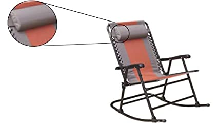 best website e0e9d 2a64d Amazon.com : World Famous Sports Rocker Lounge Chair/Q ...