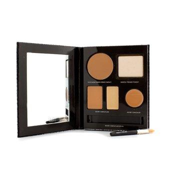 (Laura Mercier Flawless Face Palette Tan Makeup Set)