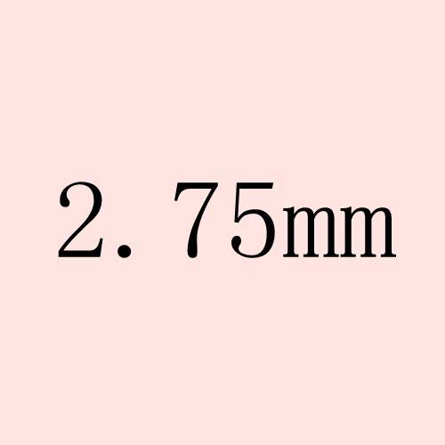 CZ Stone Round Cut Beads Cubic Zirconia Synthetic Gems for Jewelry Color: 2.4-Light Siam-1000 Kamas Light Color 1000pcs 0.8-4mm AAAAA
