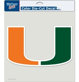 Hurricanes Die-Cut Color Decal, 8