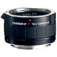 Tamron Auto Focus 2x Teleconverter for Nikon Mount Lenses (Model 230FFN) Noticeable Review Image