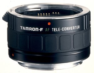 Tamron Auto Focus 2x Teleconverter for Nikon Mount Lenses (Model 230FFN) by Tamron