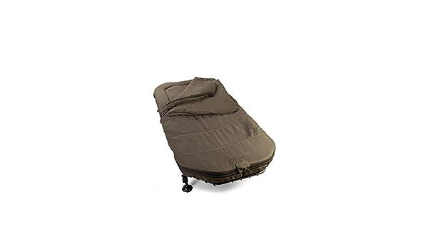 AVID Bed Chair Carp Benchmark Memory Foam System 14kg: Amazon.es: Deportes y aire libre