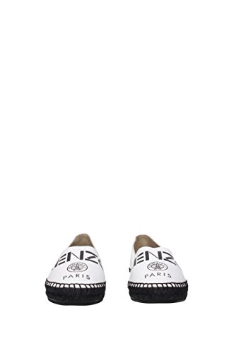 Espadrilles Kenzo Damen - Stoff (F502ES182K62) EU Weiß