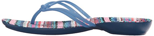 Jean Graphic Isabella Donna geo Blue Infradito Crocs S4W1S