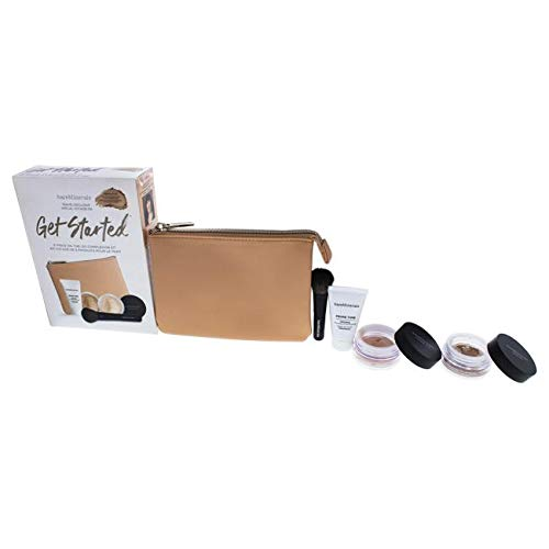 BAREMINERALS Get Started Complexion Kit - 10 Medium By Bareminerals For Women - 5 Pc Kit 0.5oz Prime Time Original Found
