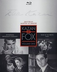 Kazan at Fox, Vol. 1 (Boomerang / Gentleman's Agreement / Pinky / Panic in the Streets) [Blu-ray]