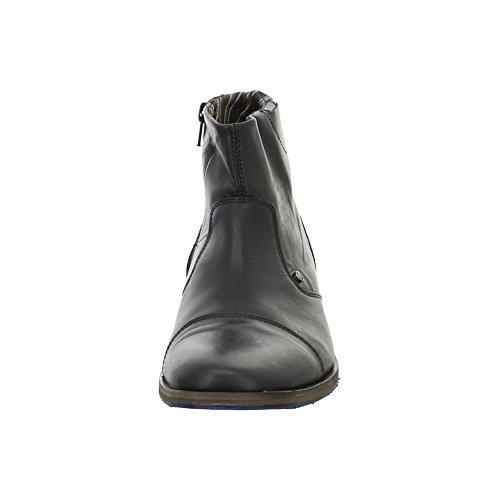 BULLBOXER 598k65376a2495 - Botas de Piel para hombre Negro